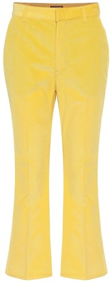 Altuzarra Alder wide-leg corduroy pants