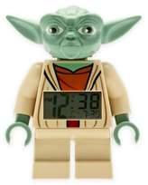 Star Wars LEGO® Star WarsTM Yoda Minifigure Alarm Clock