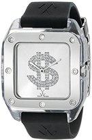 Toy Watch Unisex TW07SW Analog Display Quartz Black Watch