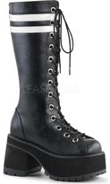 Demonia Ranger 320 Knee-High Platform Lace-Up Boot (Men's)