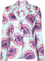 Altuzarra floral blazer