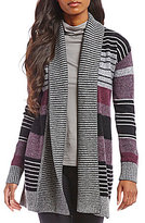Pendleton Cozy Stripe Cardigan