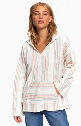 Roxy Call Of The Ocean Fleece Sweatshirt