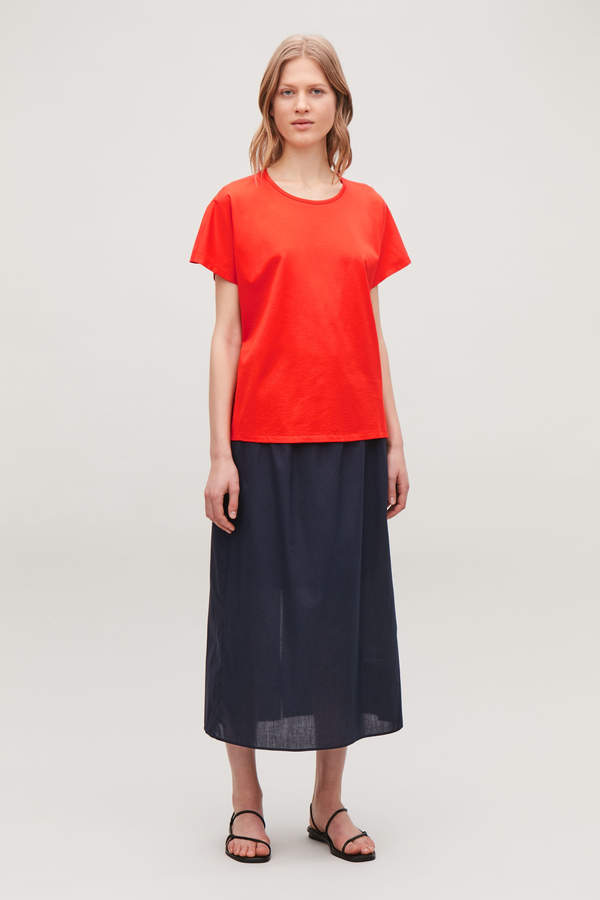 a7faf71df Cos Orange Women's Clothes - ShopStyle