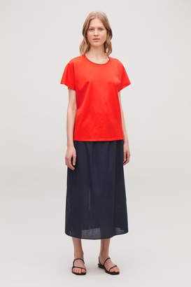 Cos COCOON BACK T-SHIRT