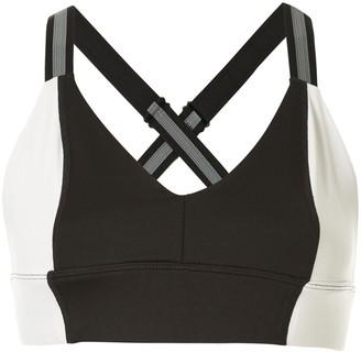 Beyond Yoga To The Frame sports bra