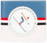 Thom Browne Skier billfold wallet