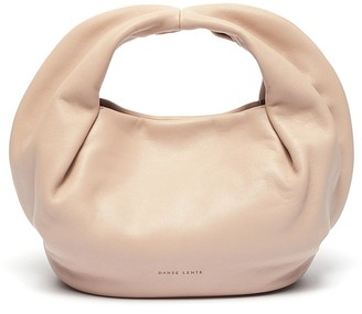 Danse Lente Lola unstructured top handle leather bag
