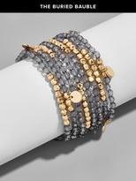 BaubleBar Michella Beaded Bracelet Set