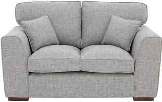 Rio Fabric 2 SeaterStandard Back Sofa