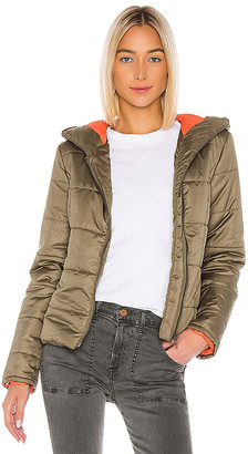 NSF Ollie Hooded Puffer Jacket