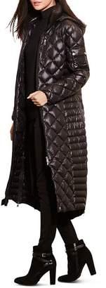Ralph Lauren Packable Quilted Maxi Coat