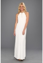 Rebecca Taylor Sequin Gown (Panna) - Apparel