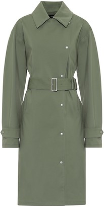 Joseph Conley stretch-cotton trench coat