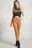 LOVE21 LOVE 21 Contemporary Skinny Jeans