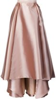 Badgley Mischka long full skirt - women - Polyester - 12