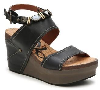 OTBT Layover Wedge Sandal