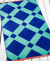 Martha Stewart Collection Cayman Diamond Beach Towel, Only at Macy's