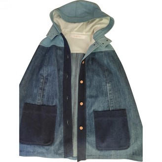 See by Chloe Blue Denim - Jeans Jackets