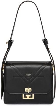 Givenchy MEDIUM EDEN LEATHER SHOULDER BAG