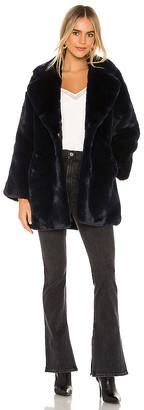 Heartloom Posey Faux Fur Coat