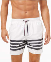 "Tommy Hilfiger Men's Perry 6"" Swim Trunks"