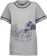 Tomas Maier Embroidered cotton sweatshirt