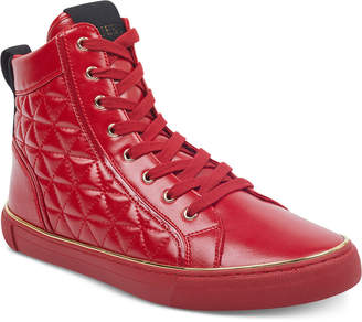 GUESS Men Melo Hi Top Sneaker Men Shoes