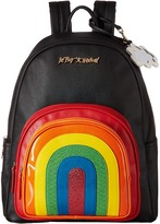 Betsey Johnson Somewhere Over It Backpack Backpack Bags