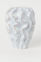 H&M Ceramic Vase - White