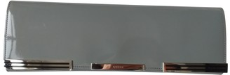 Gucci Grey Patent leather Clutch bags