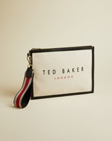 Ted Baker Webbing Detail Pouch