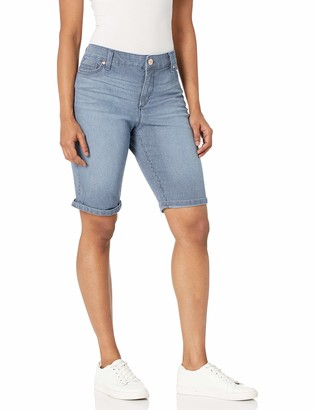 Bandolino Women's Riley Relaxed Fit Bermuda Short