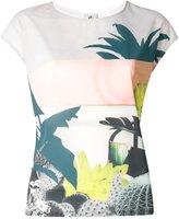 Paul Smith botanical print tank