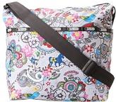 Le Sport Sac Cleo Cross Body Hobo (Enchanted Unicorn) - Bags and Luggage