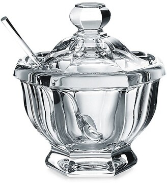 Baccarat Harcourt Missouri Jam Jar