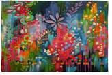 Deny Designs Stephanie Corfee Lush Woven Rug, 2 x 3