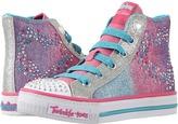 Skechers Twinkle Toes - Shuffles 10731L Lights (Little Kid/Big Kid)