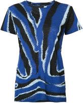 Proenza Schouler printed T-shirt - women - Cotton - L
