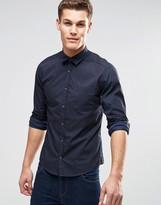 Esprit Long Sleeve Shirt In Slim Fit