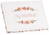 Hortense B. Hewitt Botanical Bridal Shower Guest Book