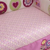 Pem America Love Bug Fitted Sheet by Too Good by Jenny