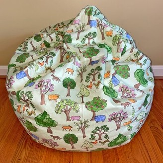 Grove Lane Whimsical Woods Standard 100% Cotton Classic Bean Bag Grovelane