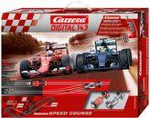 Carrera Speed Course Digital Slot Car & Wireless Remote Race Set