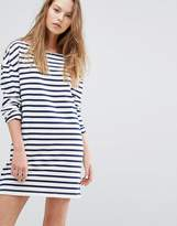 Tommy Hilfiger Stripe Jersey Dress