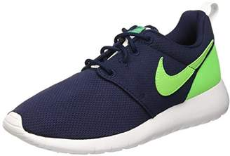 Nike Roshe One (Gs), Boys' Running, Blue (Blau), (38.5 EU)