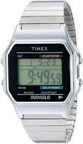 Timex Men's Classic Digital Expansion Band Watch #T78587