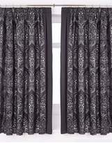 Very Buckingham Lined Pencil Pleat Curtains