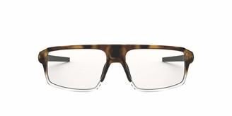 Oakley Men's OX8157 Cogswell Rectangular Eyeglass Frames Non Polarized Prescription Eyewear
