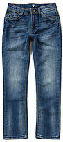7 For All Mankind Big Boys 8-16 Slimmy-Fit Faux-Denim Jeans